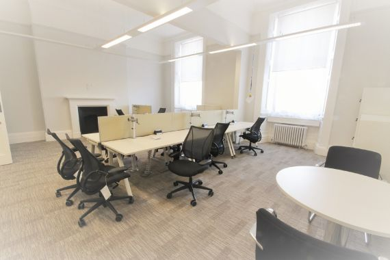 FCO - Internal office refurbishment