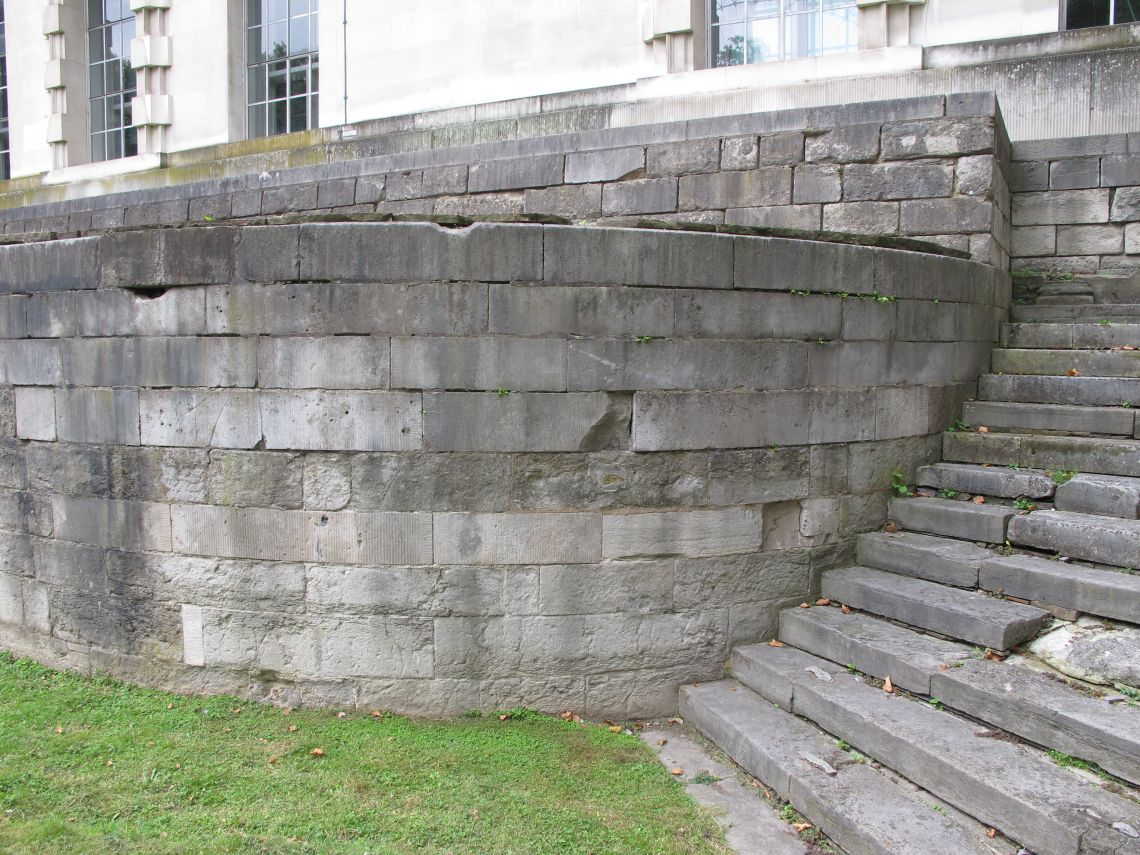 Queen Mary Steps - Conservation Plan and Condition Assessment