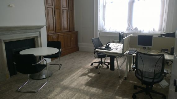 FCO Office refurbishment